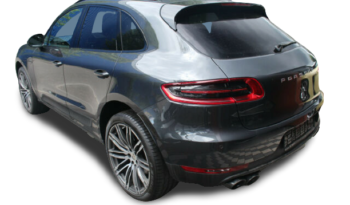 Porsche Macan S PDK full